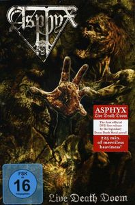 "Asphyx ""Live Death Doom"" DVD"