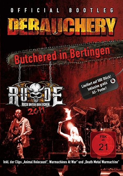 "Debauchery ""Butchered in Bertingen"""