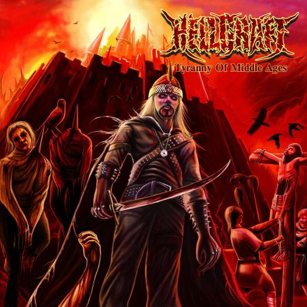 "HellCraft ""Tyranny Of Middle Ages"""