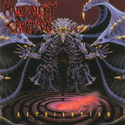 "Malevolent Creation ""Retribution"""