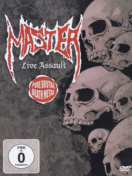 "Master ""Live Assault"" DVD"