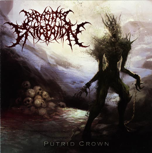 "Parasitic Extirpation ""Putrid Crown"""