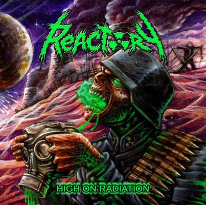 "Reactory ""High On Radiation"""