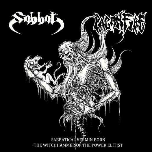 "Sabbat/Paganfire ""Split"" LP"