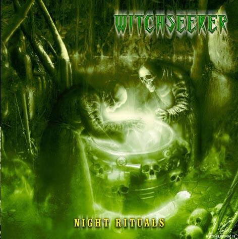 "Witchseeker ""Night Rituals"""