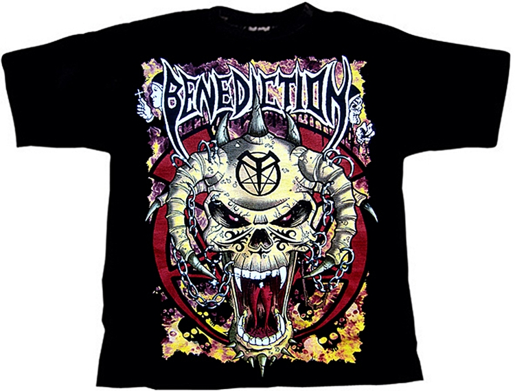 Benediction – Skull
