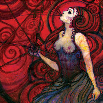 "Nachtmystium ""The World We Left Behind"""