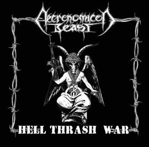 "Necronomicon Beast ""Hell Thrash War"""