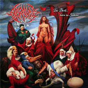 "Abrasive ""The Birth...Born In Sodom"""