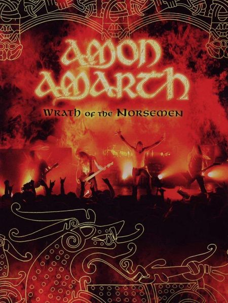 "Amon Amarth ""Wrath Of The Norsemen"" DVD"