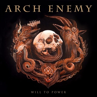 "Arch Enemy ""Will To Power!"""