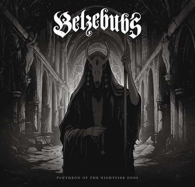 "Belzebubs ""Pantheon Of The Nightside Gods"" CD"