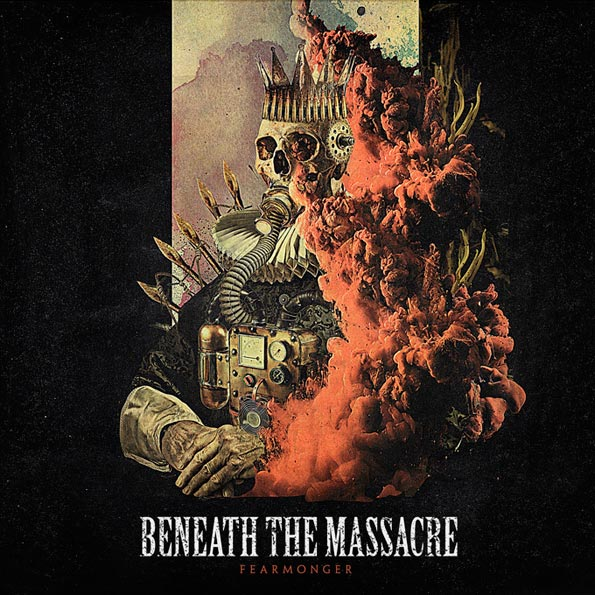 "Beneath The Massacre ""Fearmonger"""