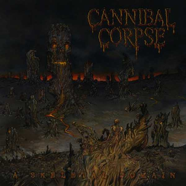 "Cannibal Corpse ""A Skeletal Domain"""