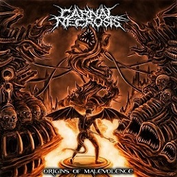 "Carnal Necrosis ""Origins Of Malevolence"""