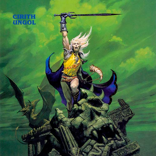 "Cirith Ungol ""Frost And Fire"" LP"
