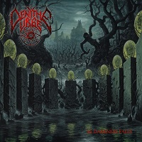 "Deny The Urge ""As Darkness Falls..."" CD"