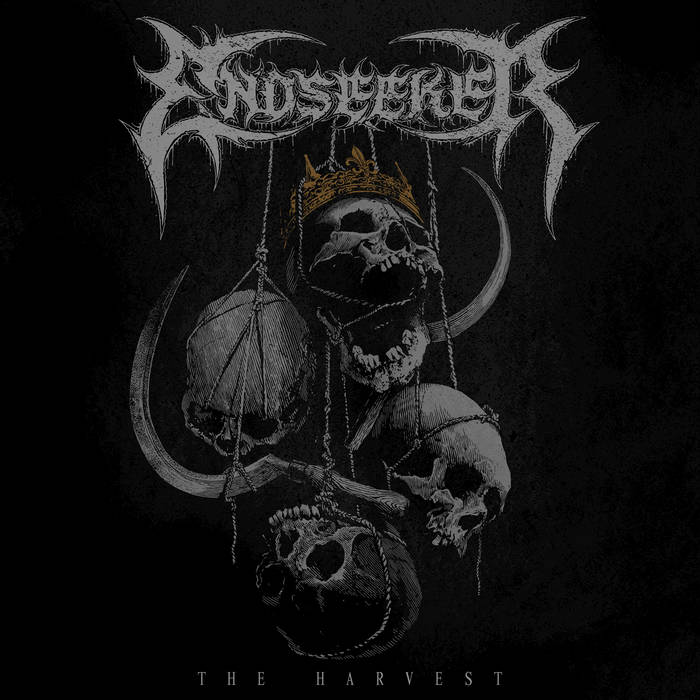 "Endseeker ""The Harvest"" LP"