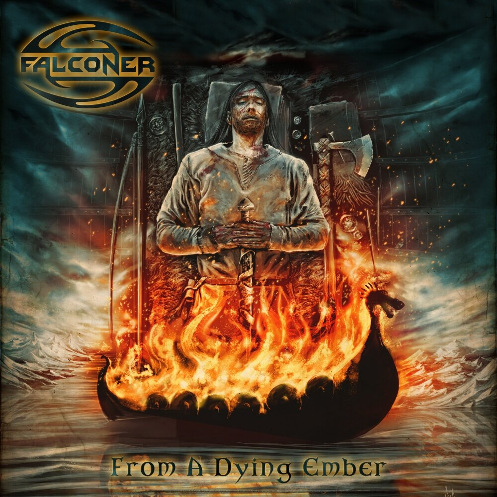 "Falconer ""From A Dying Ember"" CD"