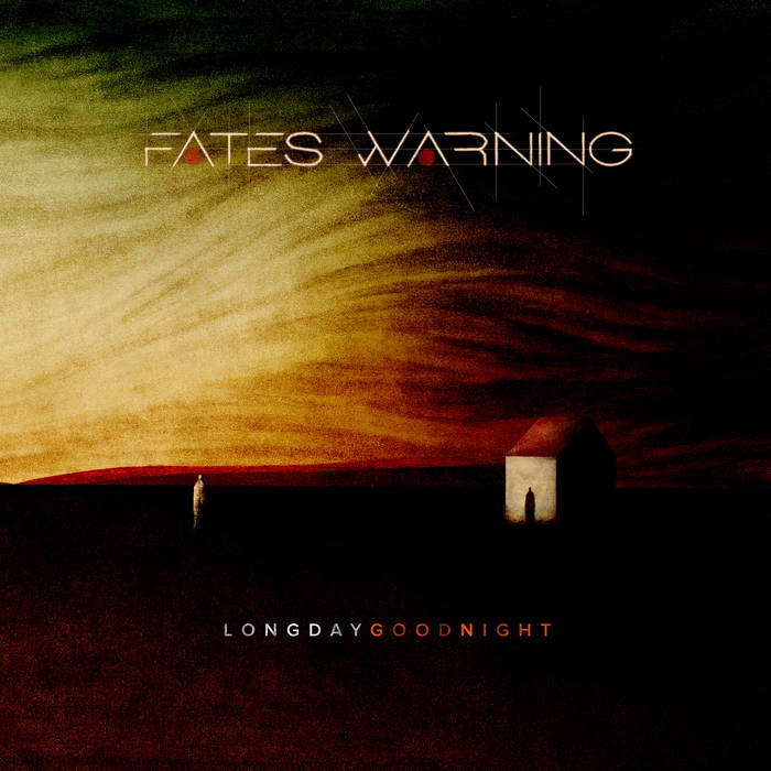 "Fates Warning ""Long Day Good Night"" CD"