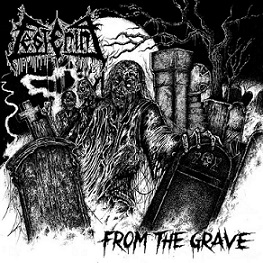 "Festering ""From The Grave"""