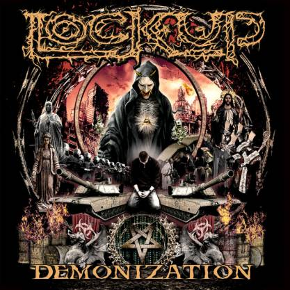 "Lock Up ""Demonization"""