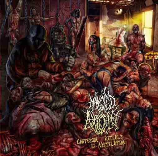 "Mangled Atrocity ""Grotesque Rituals Of Mutilation"""
