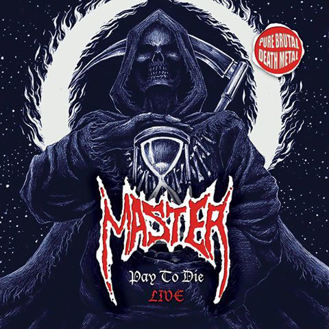 "Master ""Pay To Die – Live"""