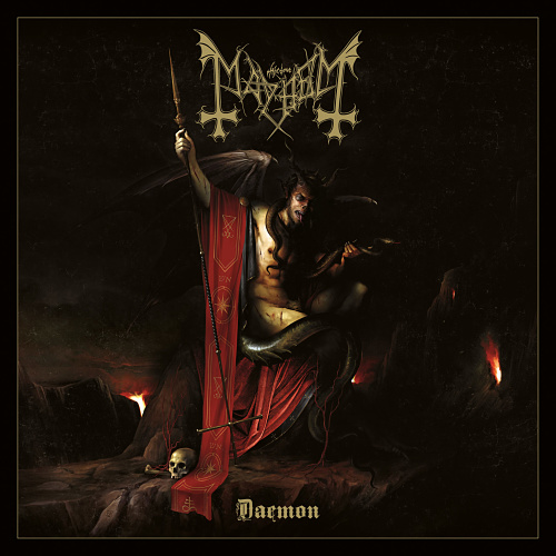 "Mayhem ""Daemon"""