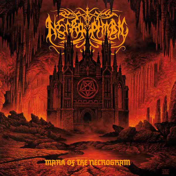"Necrophobic ""Mark Of The Necrogram"""