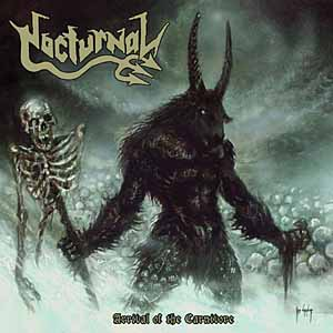 "Nocturnal ""Arrival Of The Carnivore"""