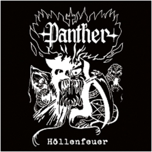 "Panther ""Höllenfeuer (1985 - 1991)"" CD"