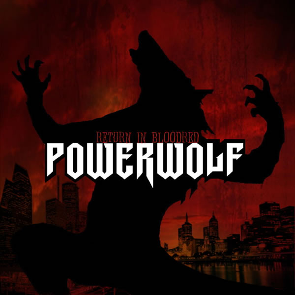 "Powerwolf ""Return In Bloodred"""