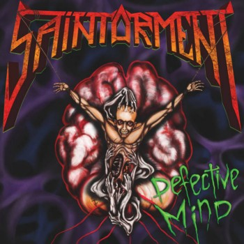 "Saintorment ""Defective Mind"" CD"