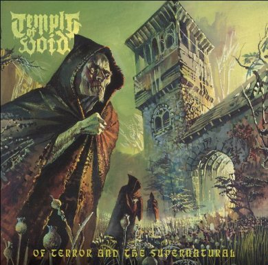 "Temple Of Void ""Of Terror And The Supernatural"""