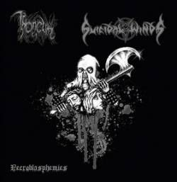 "Throneum/Suicidal Winds ""Necroblasphemies"""