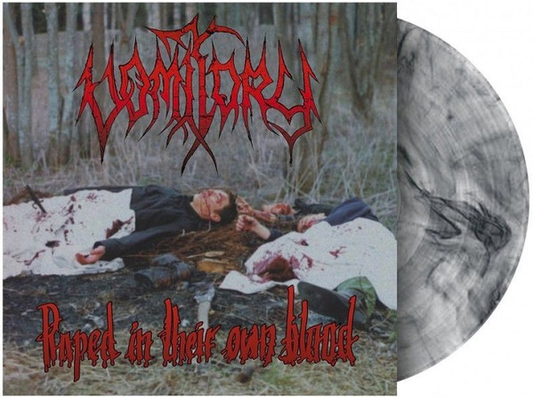"Vomitory ""Raped In Their Own Blood"""