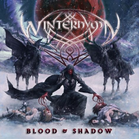 "Winterhymn ""Blood & Sorrow"""