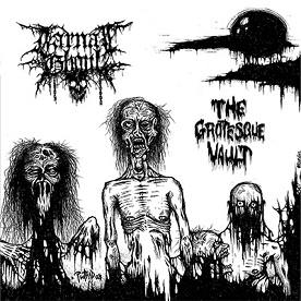 "Carnal Ghoul ""The Grotesque Vault"""