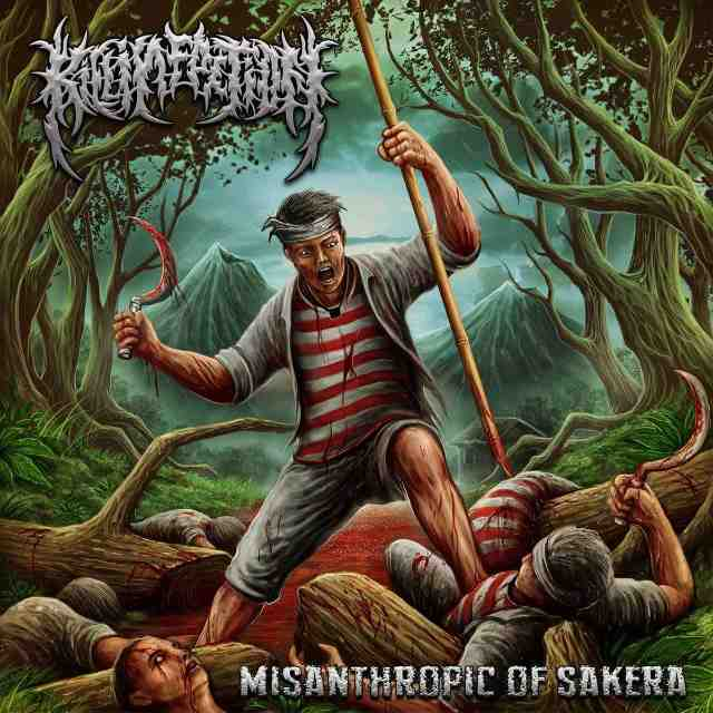 "Kill Infection ""Misanthropic Of Sakera"""