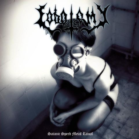 "Lobotomy ""Satanic Speed Metal Ritual"""