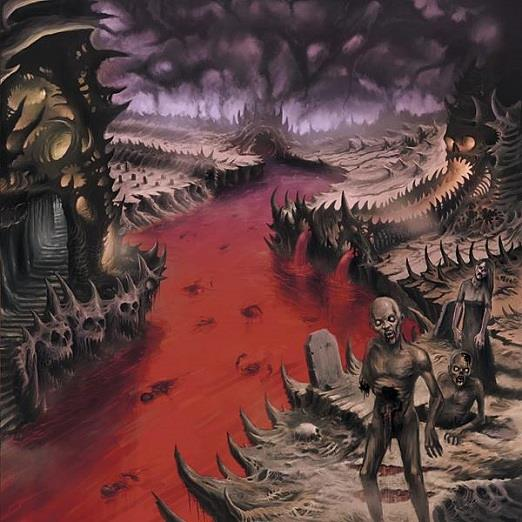 "Mort Douce ""The Valley Of Blood And Death"""