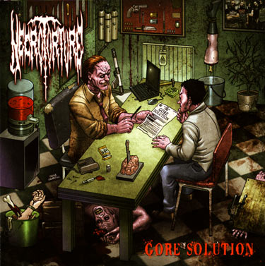 "Necrotorture ""Gore Solution"""