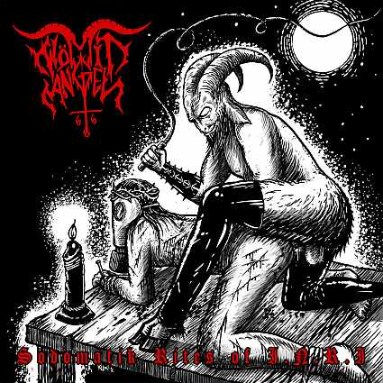 "Wömit Angel ""Sodomatik Rites of I.N.R.I."" LP"